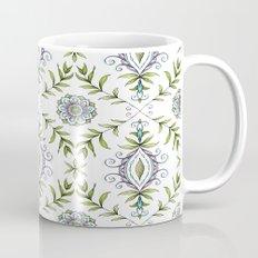 Nature's Damask Mug