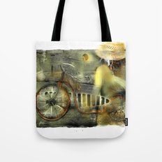 My Scooter Tote Bag
