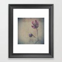 Escaping Inks Framed Art Print