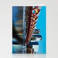 Peace Bridge Calgary Stationery Cards