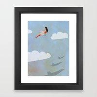 Wonder, Wonder Framed Art Print