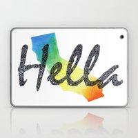 Hella Laptop & iPad Skin