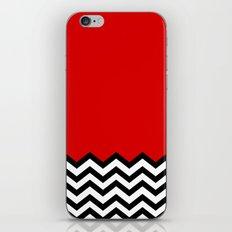 Black Lodge Dreams (Twin Peaks) iPhone & iPod Skin