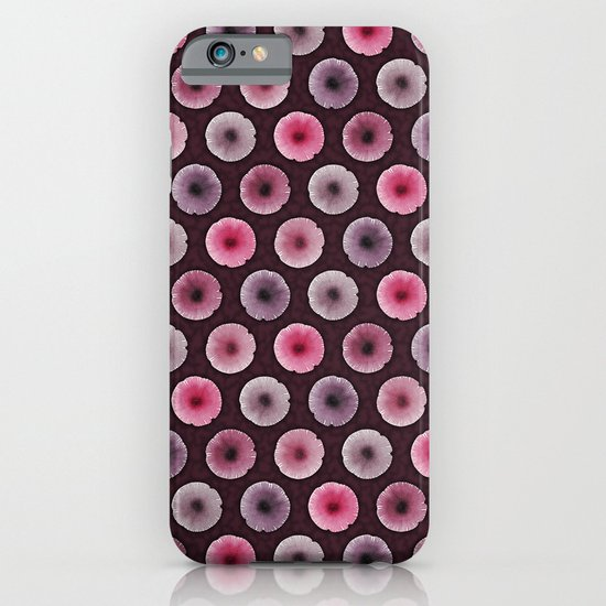 TOP MUSHROOMS iPhone & iPod Case