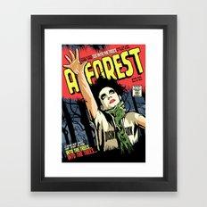 TFTS | Forest Framed Art Print