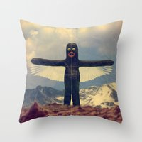 leali Throw Pillow