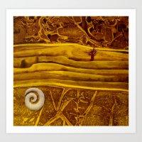 Geology 3 Art Print