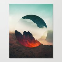 Second Sphere Canvas Print