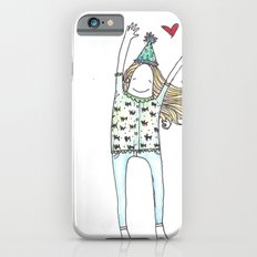 Happy Girl iPhone 6s Slim Case