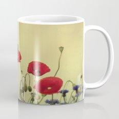 4 Poppys  Mug
