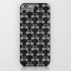 Bicycle Pattern Slim Case iPhone 6s