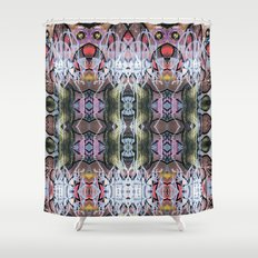 Envision a revision, near. Shower Curtain