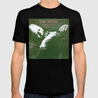 The Siths The King Is De… Mens Fitted Tee Black SMALL