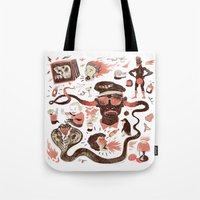 Crazy Travel Stories Tote Bag