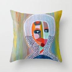 Aura 1 Throw Pillow