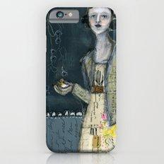 She Walks In Beauty  iPhone 6 Slim Case