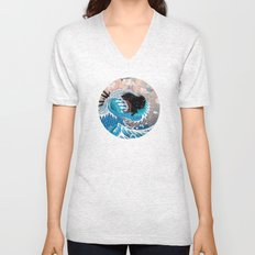 The Unstoppabull Force Unisex V-Neck