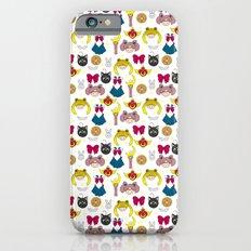Sailor Moon Pattern iPhone 6 Slim Case