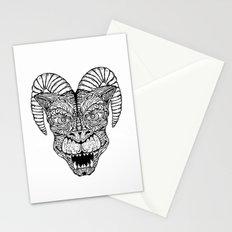 Gargoyled Stationery Cards