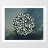 Little Planet #12 Art Print