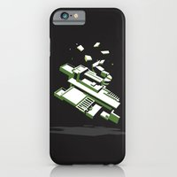 iPhone & iPod Case featuring Frank Lloyd Wreck by ChMz