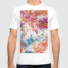 Joe Kay - Soul Division Mens Fitted Tee White SMALL