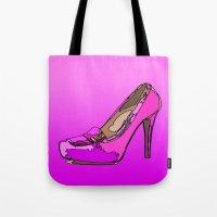 Weekend in pink Tote Bag