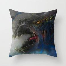 RRAWWW Throw Pillow