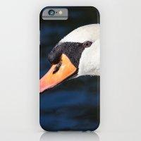 Swan Water Droplets  iPhone 6 Slim Case