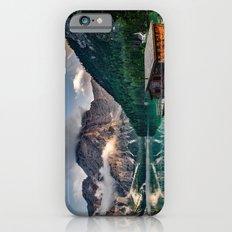 Italy mountains lake iPhone 6 Slim Case
