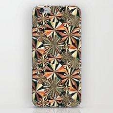 fun geometry iPhone & iPod Skin