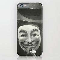 Anonymous II iPhone 6 Slim Case