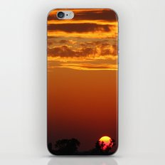 coming to an end iPhone & iPod Skin