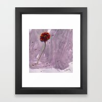Mulberry Framed Art Print