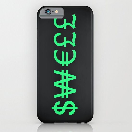 $WELL iPhone & iPod Case