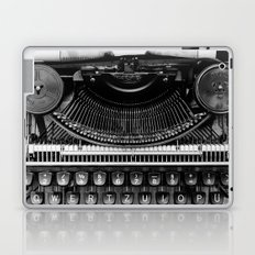 Typewriter Laptop & iPad Skin