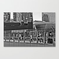 Vader Visits Vegas Canvas Print