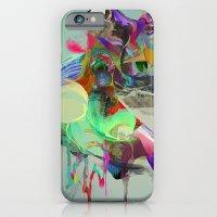 Cold Ember iPhone 6 Slim Case