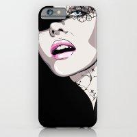 The Girl iPhone 6 Slim Case