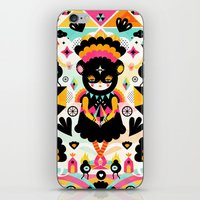 Naiki iPhone & iPod Skin