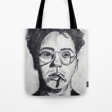 Robert Downey Jr. Tote Bag