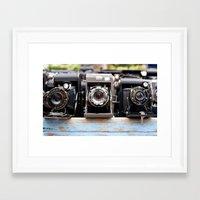portobello cameras Framed Art Print