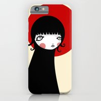 iPhone & iPod Case featuring Redd Moon by Volkan Dalyan