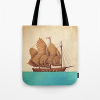 Winged Odyssey Tote Bag