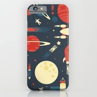 iPhone & iPod Case featuring Space Odyssey by Tracie Andrews