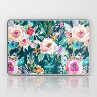 EFFUSIVE FLORAL Laptop & iPad Skin