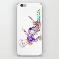 When March Hares Attack iPhone & iPod Skin