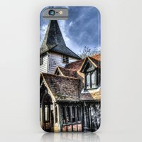 Greensted Church Ongar iPhone 6 Slim Case