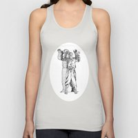 The Wolfman  Unisex Tank Top