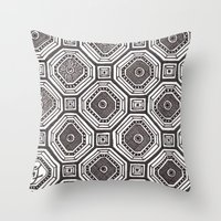 Textile 8 Throw Pillow